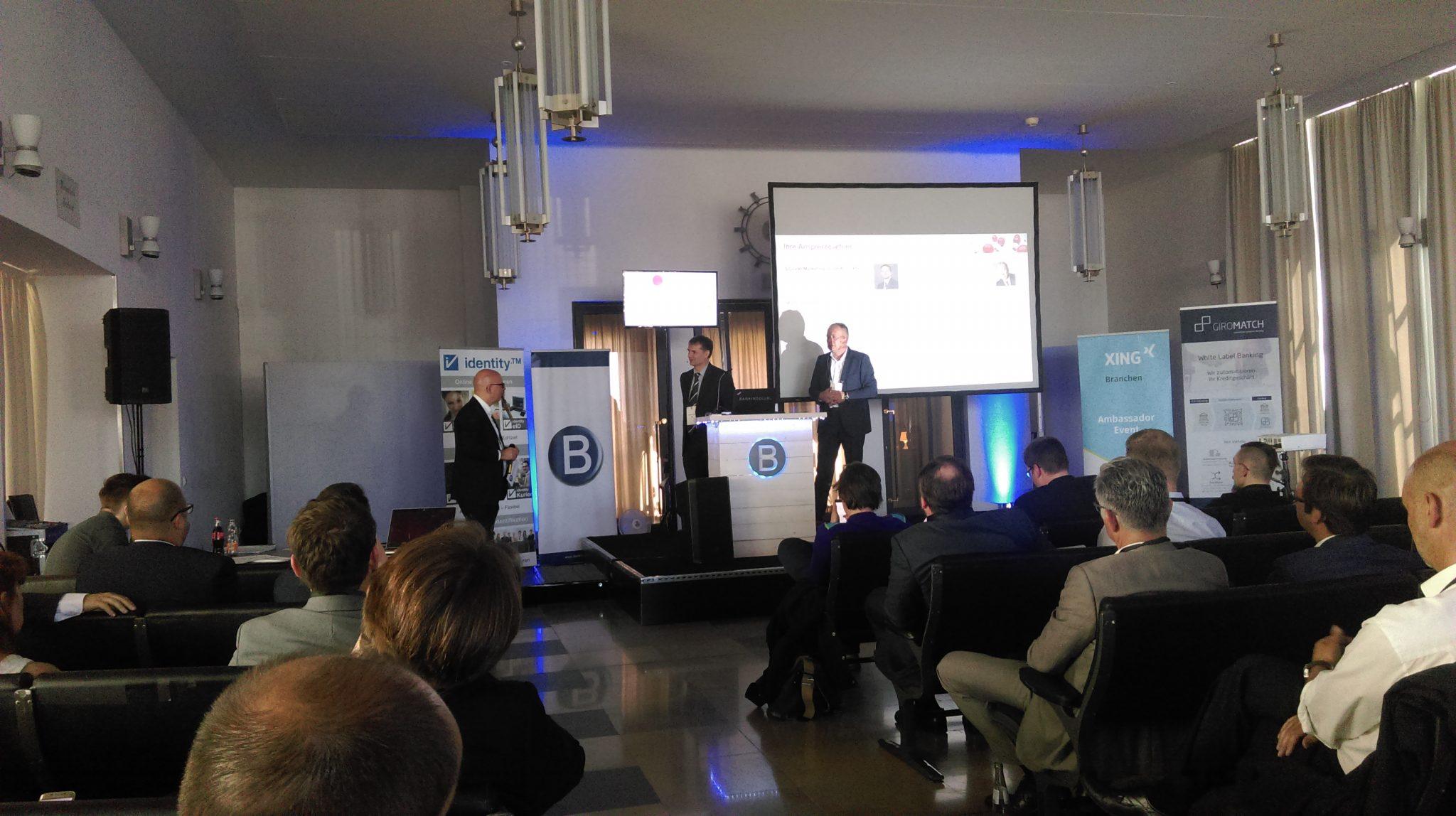 UNiQUARE zu Gast beim Innovations for Banks Kongress in Köln (Deutschland)