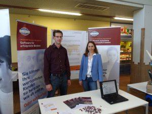 UNiQUARE präsentiert sich bei der FH-Jobmesse Meet & Match 2017 in Villach und beim HTL-Firmentag in der Mössingerstraße in Klagenfurt