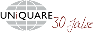 UNiQUARE – software for unique visions Logo
