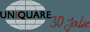UNiQUARE – software for unique visions Logo
