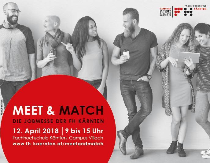 UNiQUARE auf der Meet & Match Jobmesse 2018