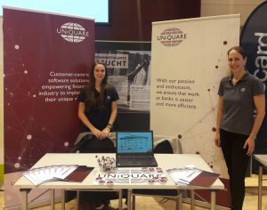 UNiQUARE in the Recruiting Day of FH FH JOANNEUM Graz