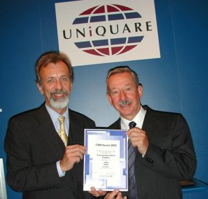 Did you know, that UNiQUARE awarded several times by Schwetz Consulting?