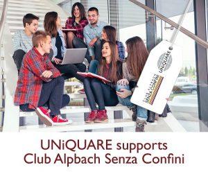 UNiQUARE sponsors scholarship program at the European Forum Alpbach