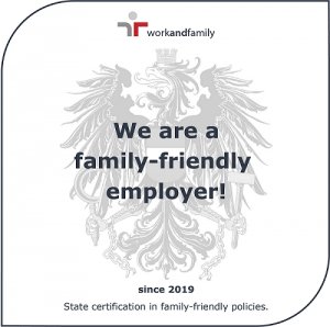 UNiQUARE has been certified as a family friendly employer
