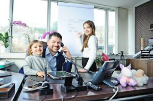 "The newspaper Kärntner Wirtschaft mentions us as ""family-friendly employer"""