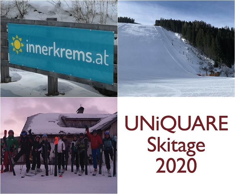 UNiQUARE Skitage 2020