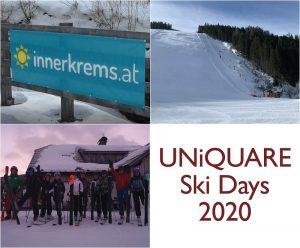 UNiQUARE Ski Days 2020