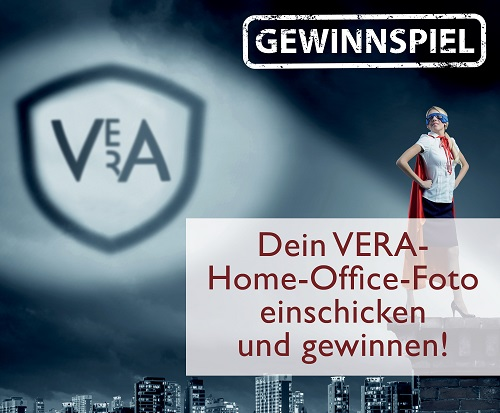 Unser Tochterunternehmen lädt zum VERA-Gewinnspiel