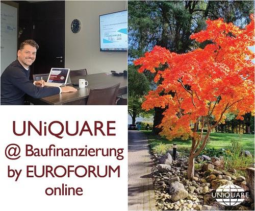 """Euroforum """"Baufinanzierung 2020"""" – we were there online"""