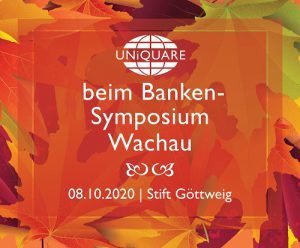 UNiQUARE am Banken Symposium Wachau