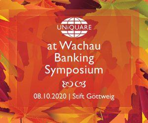 UNiQUARE at Wachau Banking Symposium