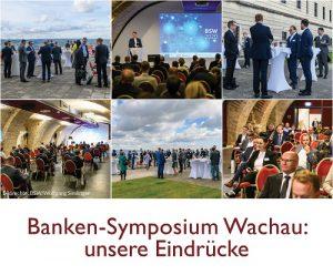 UNiQUARE zu Gast am Banken-Symposium Wachau