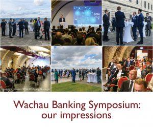 UNiQUARE as a guest in Banken-Symposium Wachau