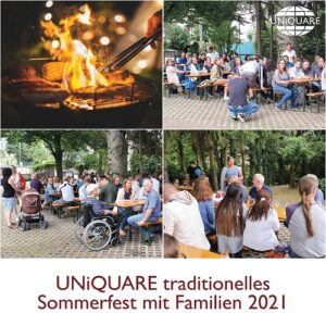 UNiQUARE Sommerfest 2021
