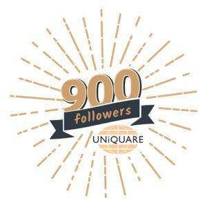 Wir feiern unsere 900 Follower auf LinkedIn …